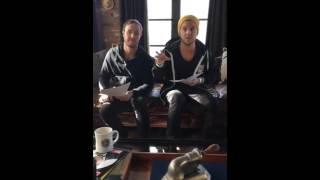 OneRepublic Xmas Q&A
