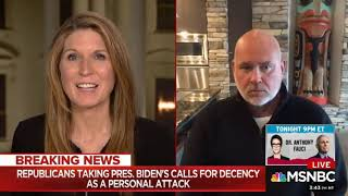Steve Schmidt: We Have A Real Life Fascist Movement in America