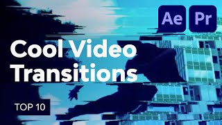 Handy Seamless Transitions After Effects - Education Video