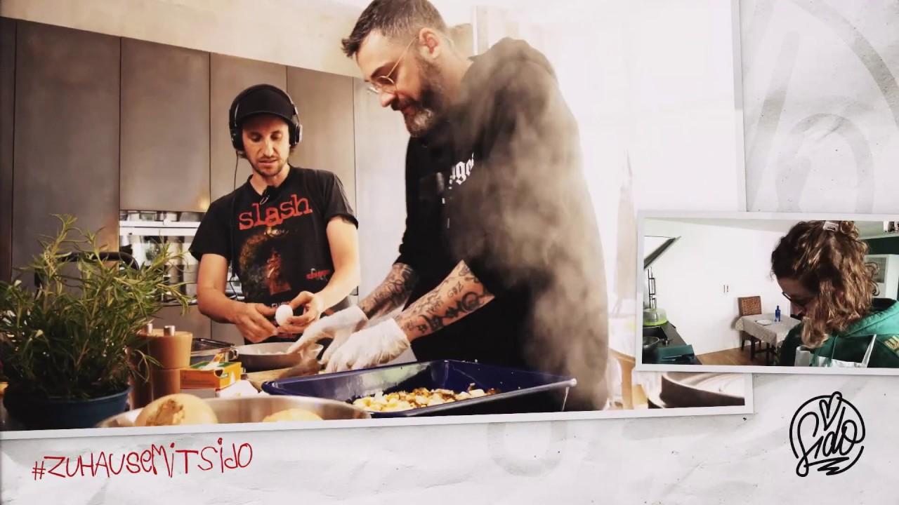 Kartoffelsalat | Kochen mit Sido | Zuhause mit Sido
