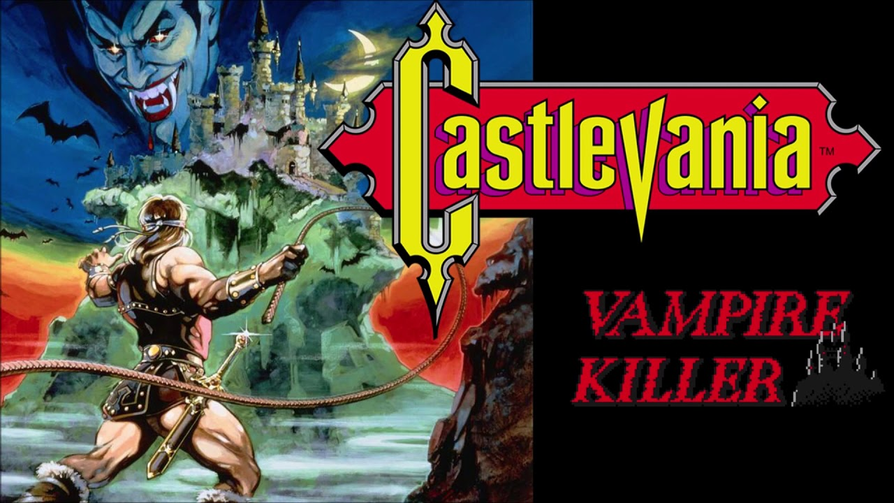 Castlevania Theme (Vampire Killer) - Cover by Shem Richards