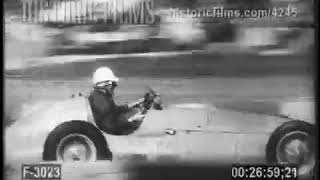 LONDON: GRAND PRIX AUTO RACE - 1950