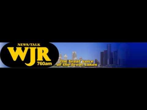 Mongol Rally Guys: WJR Radio's Warren Pierce Show Interview VI