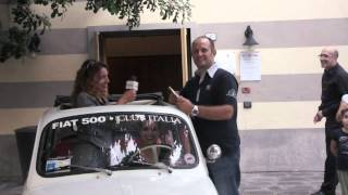 San Lorenzo al Mare tv e 500 CLub Italia insieme per la Promozione del territorio