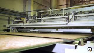 Производство нетканых материалов для матрасов Verbeq(, 2015-06-18T07:44:21.000Z)