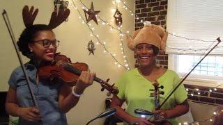 Dance of the Sugar Plum Fairy - KROMA Quartet (Violin/Viola Duo)