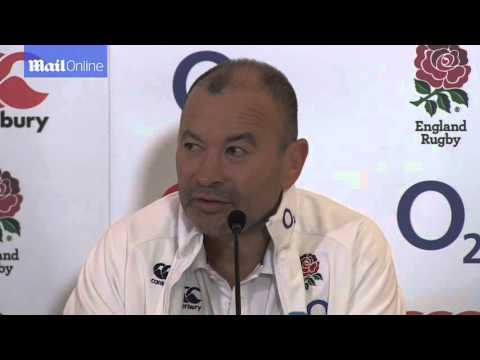 Eddie Jones gets angry over 'STUPID' Johnny Sexton question