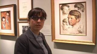 Norman Rockwell: Illustrator in Chief- exhibition tour- II