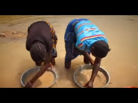 Gyémántbányászat Sierra Leone-ban letöltés