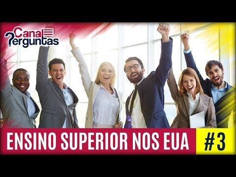🔴[AO VIVO] Ensino superior: diferenças entre MBA no Brasil e nos EUA #3✔