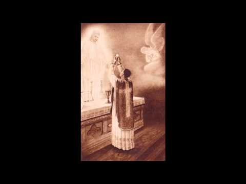 History of Eucharistic Adoration - John A. Hardon, S.J.