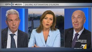 Otto e mezzo - Salvini, rottamatore d'Europa (Puntata 14/09/2018) thumbnail