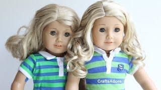 American Girl Doll Opening Lanie Holland GOTY 2010 ~HD PLEASE WATCH IN HD~