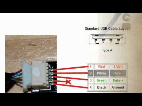 How to use webcam module from broken Aspire 5535 on