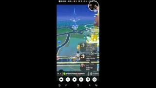 Pokemon Go test live stream: shiny hunting at utep