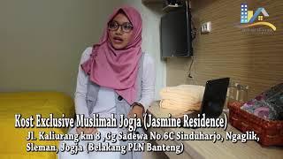 Apartement Muslimah Murah Di Jogja ( Jasmine Residence)