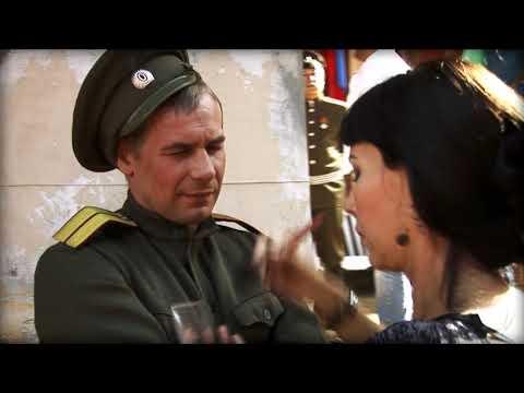 """Как снимался фильм """"Мишка Япончик"""" 2010 год."""