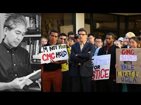 Asian-American Studies Professor Darrell Hamamoto talks politically correct culture on campus