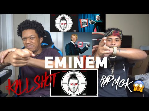 OMG EMINEM WHY YOU DO HIM LIKE THAT 😱EMINEMKILLSHOT [Official Audio]