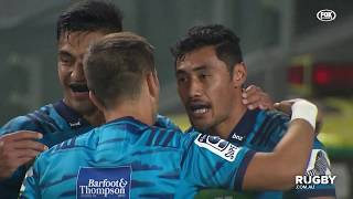 Super Rugby 2019 Round Six: Blues vs Highlanders