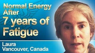 Adrenal Fatigue Syndrome Recovery Testimonial from Laura