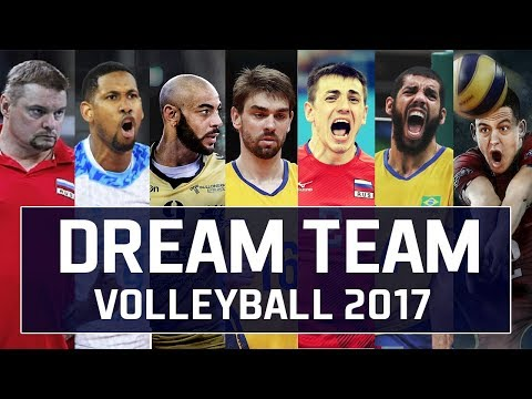 Dream Team Volleyball 2017 | Who will you chooose? Write in the comments!