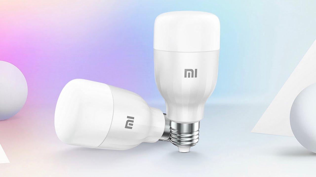 Xiaomi Mi LED Smart Bulb Essential okosizzó bemutató