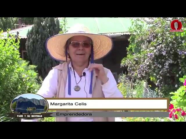 Entrevista a Margarita Celis Emprendedora productos naturales