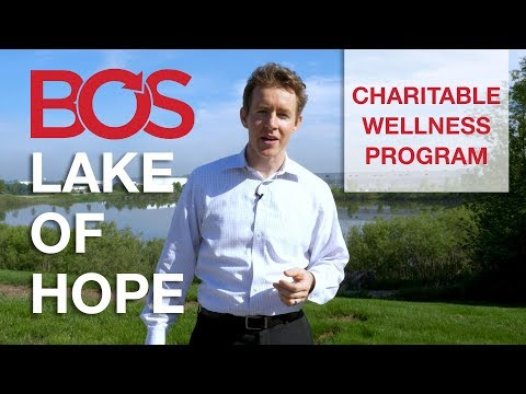 Charitable Wellness Program - Lake of Hope