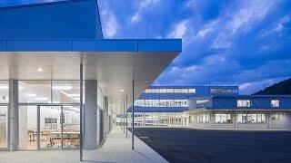 新建築2016年6月号 アトリエ・アンド・アイ 坂本一成研究室・遠藤建築スタジオ 設計共同体「広島県立呉南特別支援学校」