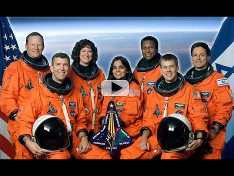 space shuttle columbia disaster crew - photo #13