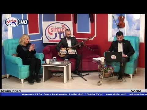 Siteler TV Canlı Yayın -  Müzik Pınarı 8. Bölümde Emrah ÇEVİK Konuk Oluyor.