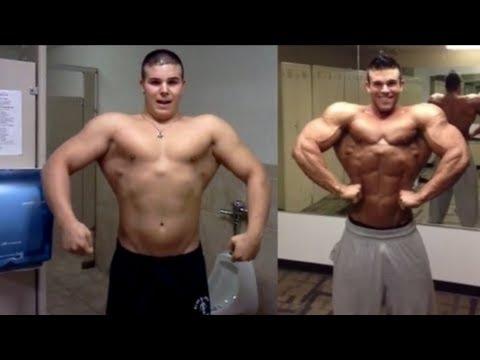 Muskelaufbau mit Steroiden - Body Transformation auf Steroide - KARL-ESS.COM