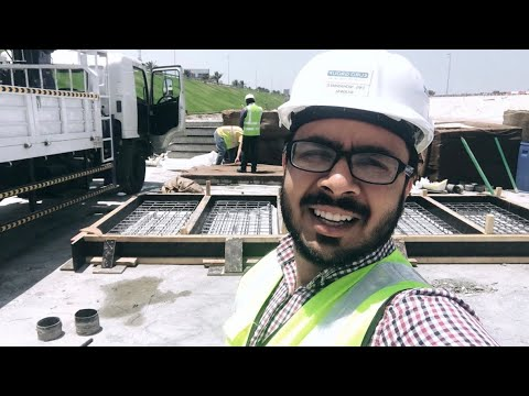 A day in a life of a civil engineering intern