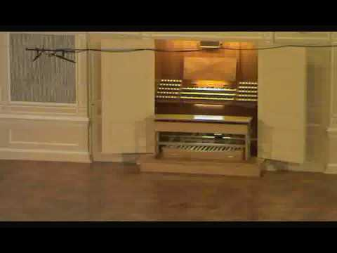 The Official Inauguration of the organ in Saint Petersburg Conservatory (7)