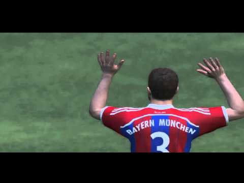 Bayern Munchen vs Atletico Madrid - CHAMPIONS LEAGUE 15-16 | Pes game