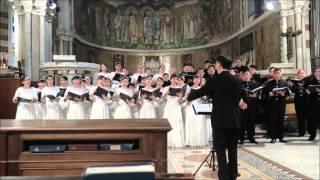 Surrexit Pastor Bonus (Orlando di Lasso) - Vox Angelorum Choir, MBK ,Jakarta
