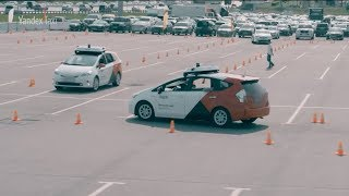 Yandex Self-Driving Car: test drives for visitors of Moscow Automobile Salon