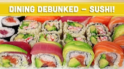 Healthy Sushi Choices: Dining Debunked! Mind Over Munch