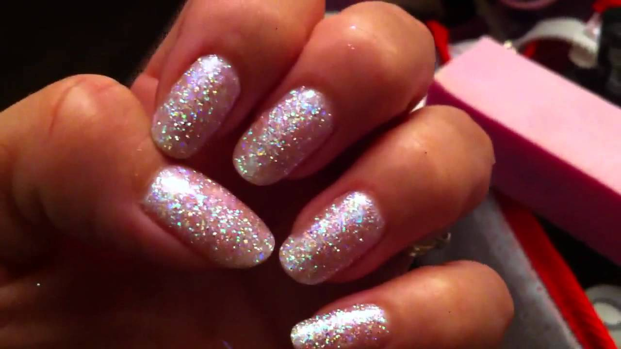 Gelish ROCKSTAR NAILS - YouTube