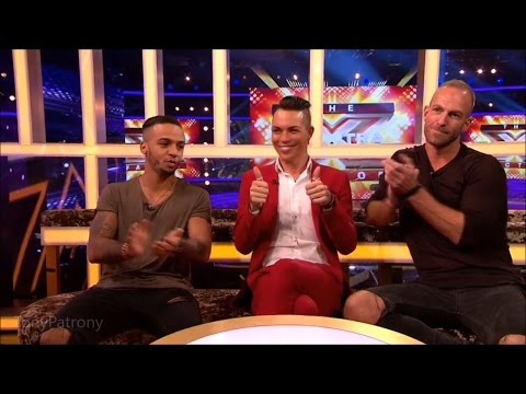 The Xtra Factor UK 2015 Live Shows Week 6 Semi-Finals Showbiz Panel Full