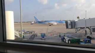 Starclass TUI(Arke)Dreamliner Antalya to Amsterdam