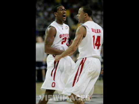 Ohio State Basketball Picture Tribute