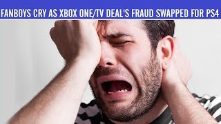 Xbox One/tv Best Buy Bundle Ps4 'exchange Fraud' Crime Outrage