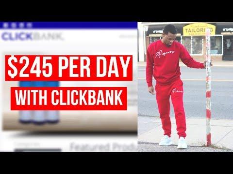 ClickBank for Beginner's 2020: Make Money On Clickbank For FREE!