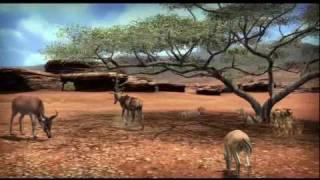 Afrika PS3 Game Opening - Animals