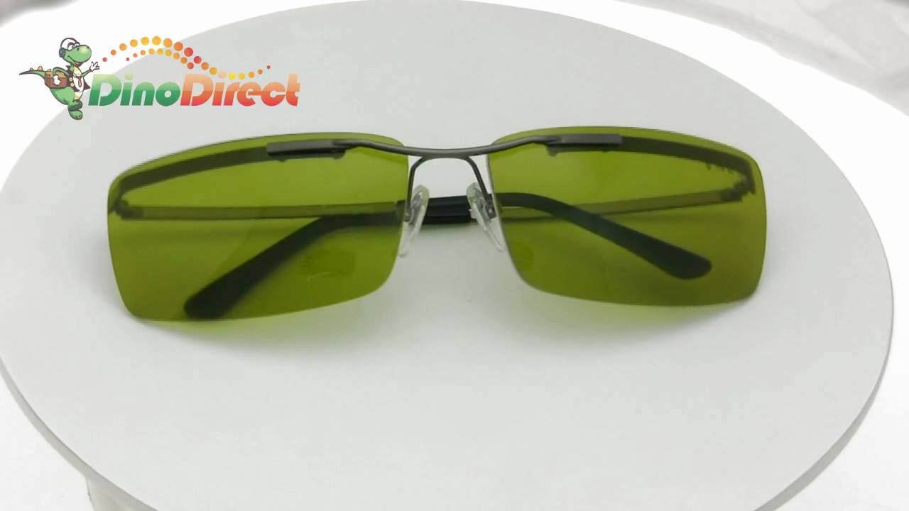 e173429b24 Clear Polycarbonate Polarized Coated Night Driving Sunglasses from  Dinodirect.com