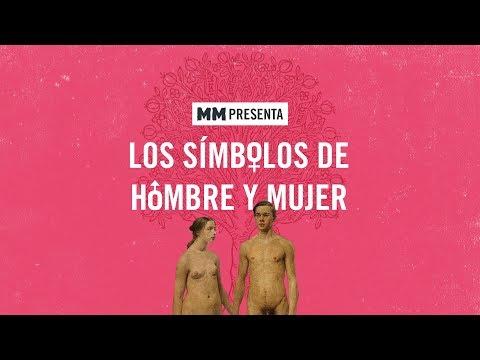 The origin of the symbols for male and female – Marciano Moreno presents
