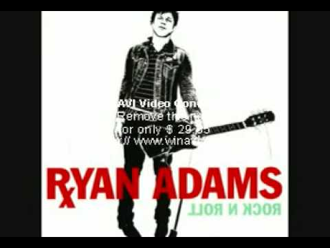 RYAN ADAMS - SO ALIVE
