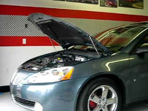 2005 08 Pontiac G6 04 Chevy Malibu Hood Quicklift System
